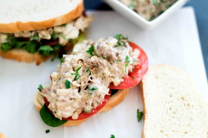 Roast Beef Sandwich Spread - Turn leftover pot roast into the next day's lunch