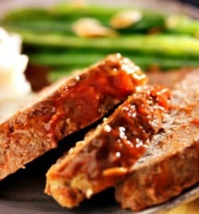 The Best Meatloaf Recipe - Moist and meaty, this is the meatloaf they beg for!