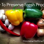 Saving Produce: The Master List