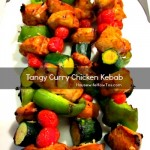 Recipe: Tangy Curry Chicken Kebab