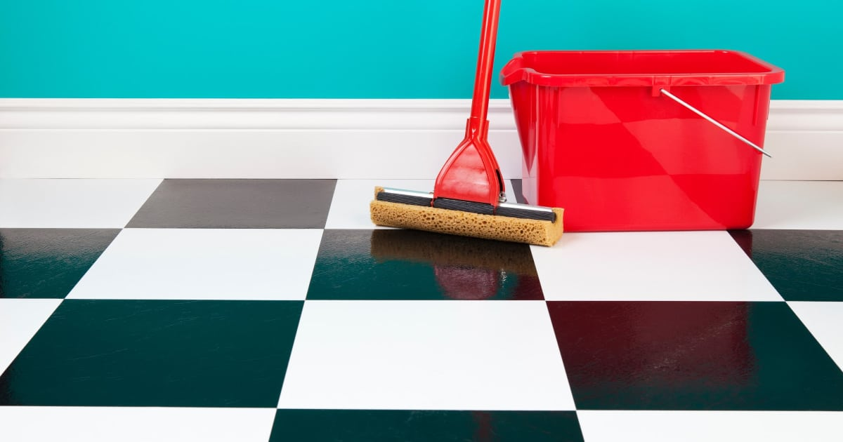 Easy Homemade Floor Cleaner for Any
