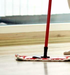 Easy Homemade Floor Cleaner for Any