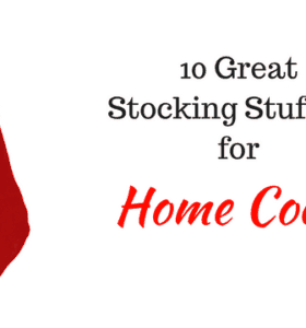 10 Stocking Stuffers For The Home Cook