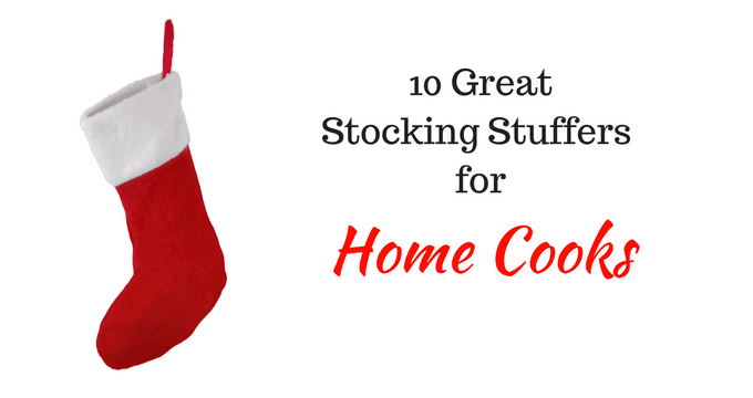 Stocking Stuffers for Home Cooks Gift Guide