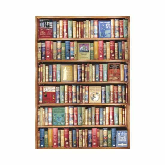 Frugal Ways To Stay Warm: Use Bookshelves To Insulate