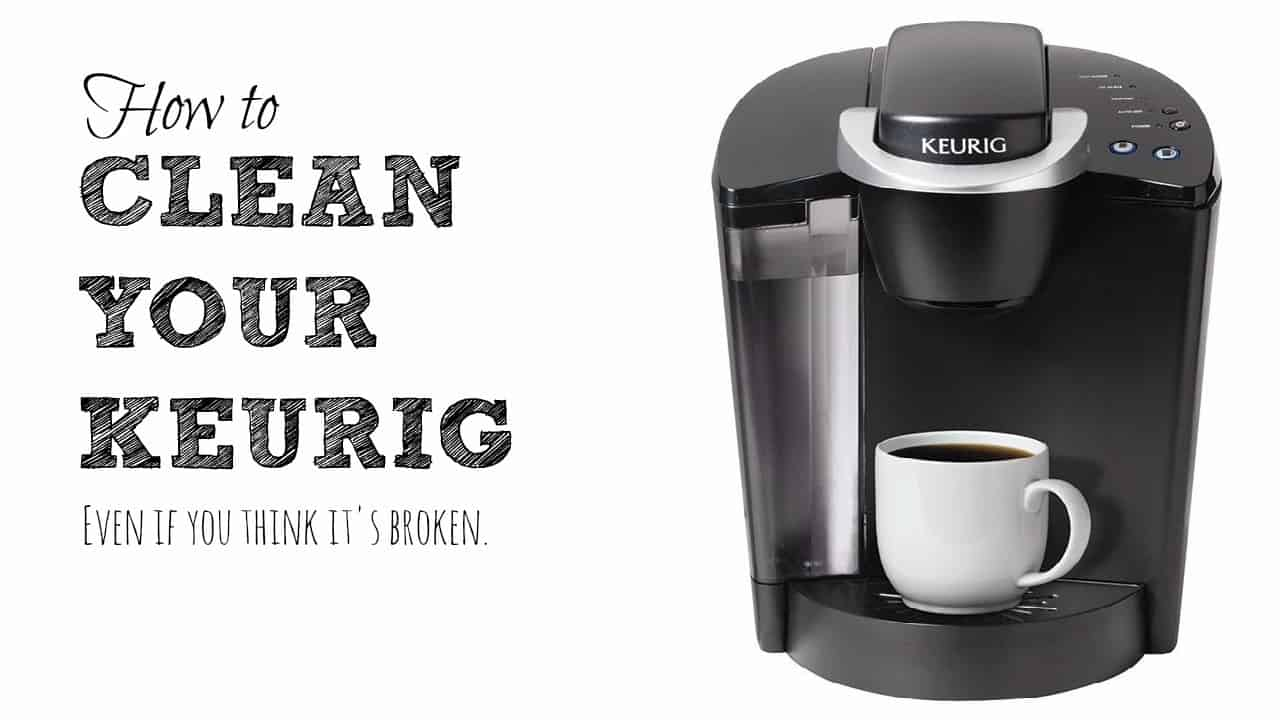 will keurig replace broken machine