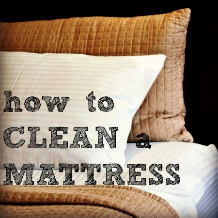 How To Clean A Mattress Deodorize Remove Stains And Freshen