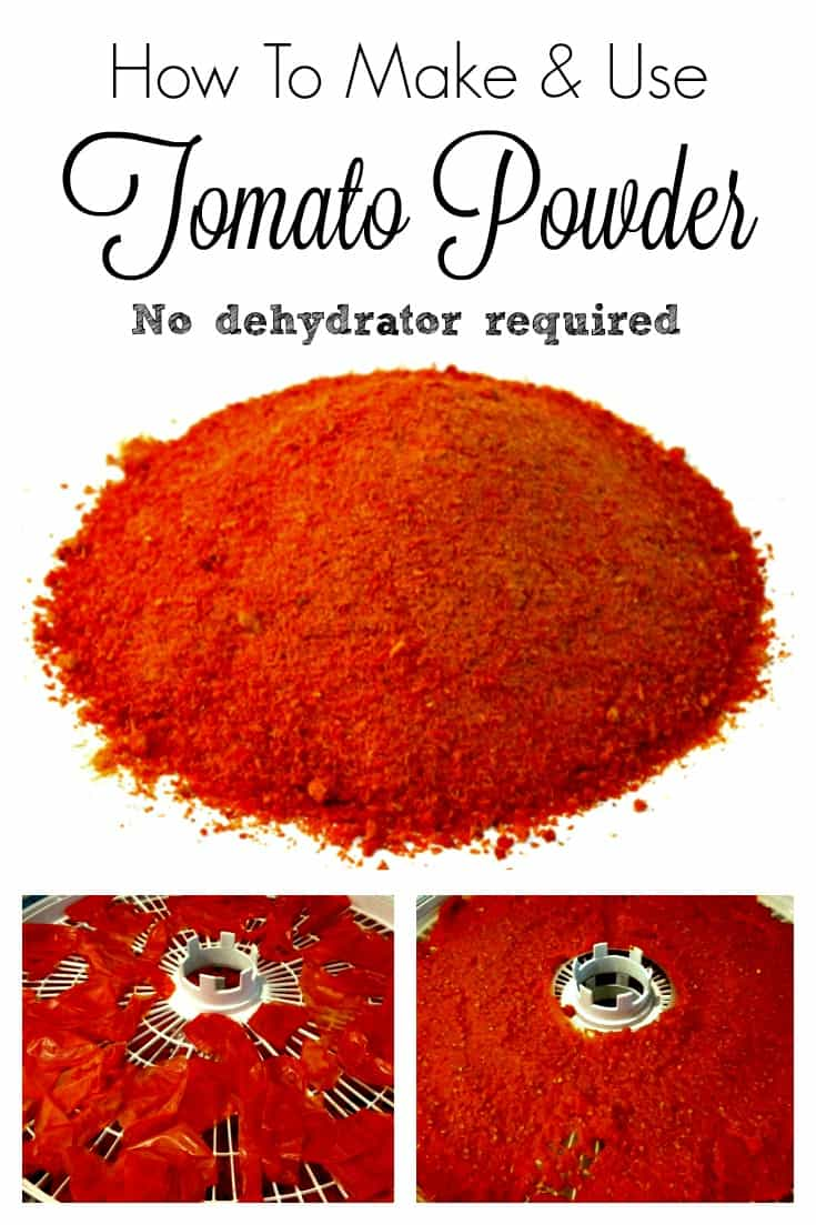 Great way to turn old tomatoes, tomato skins or pulp into a super versatile ingredient!