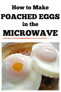 How To Cook Good Eggs In The Microwave