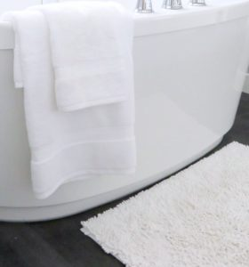 How To Wash Bathroom Rugs