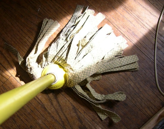 How to Clean Wood Floors - Treat stains and scratches