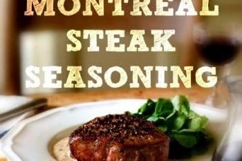 How To Make Montreal Steak Seasoning (Recipe)