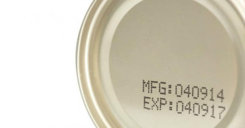 What food expiration dates mean