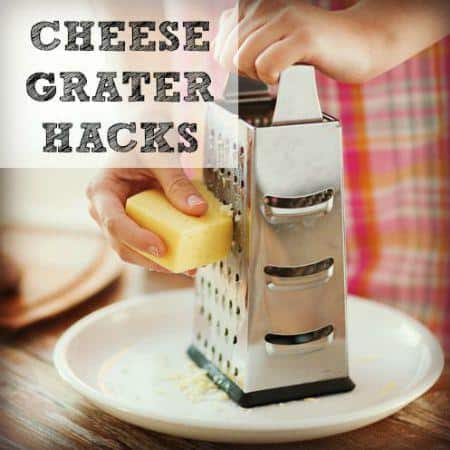 Foods to use cheese grater on from Housewifehowtos.com