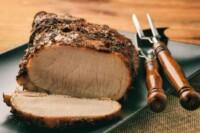 Dijon and Herb Pork Loin Recipe