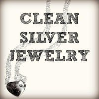 How to clean silver jewelry from HousewifeHowTos.com