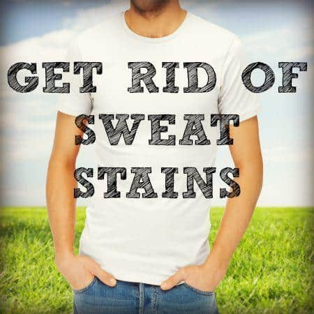 How to get rid of sweat stains from HousewifeHowTos.com