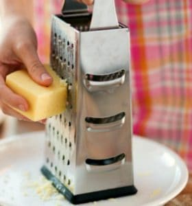 Cheese Grater Hacks: Cooking Hacks that Work