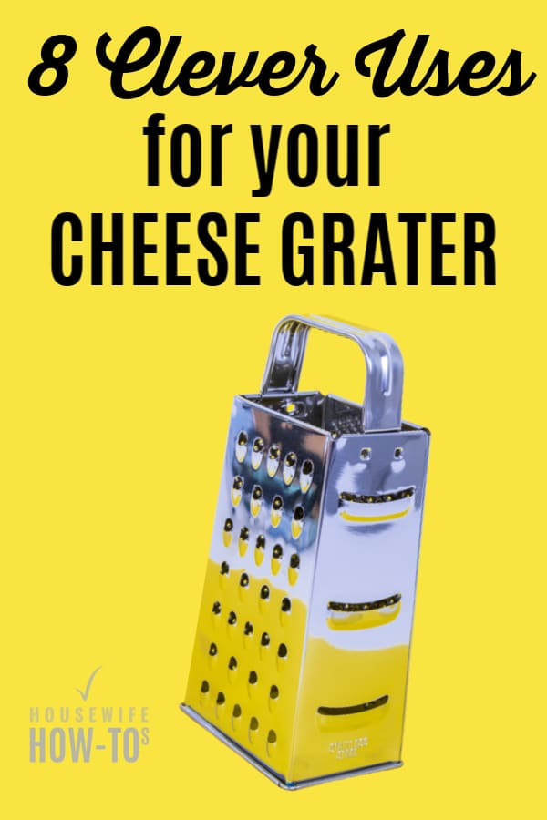 Clever Uses for a Cheese Grater - Hacks