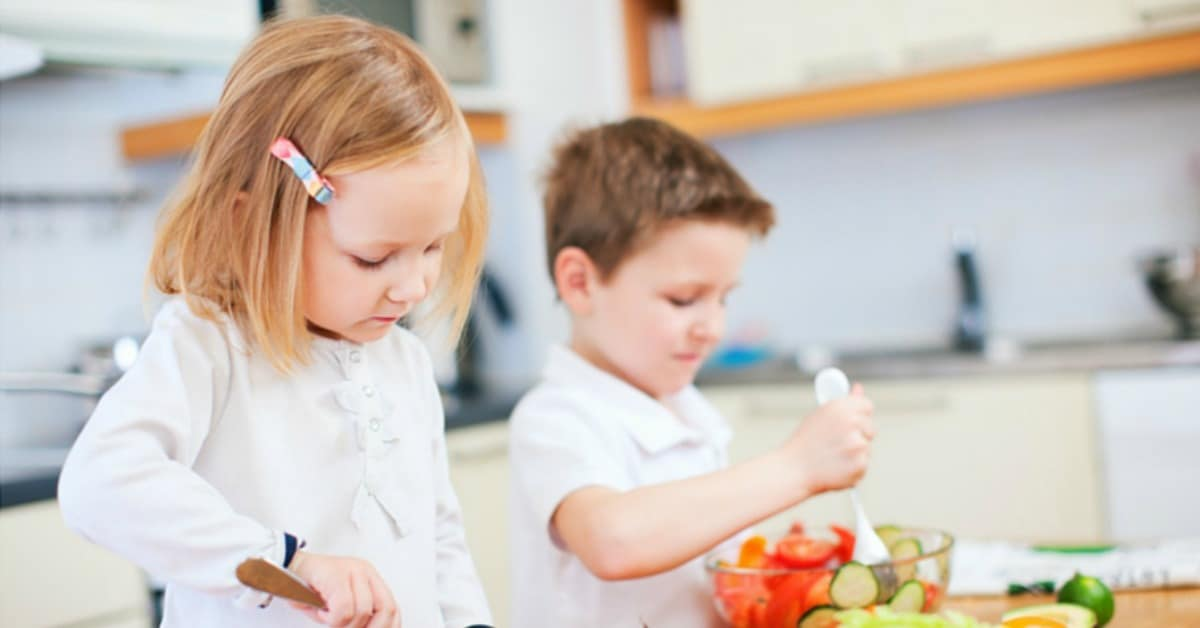 5 Healthy Dinners Kids Can Make From Scratch Kids Can Cook
