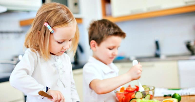 Healthy Dinners Kids Can Make - Give these 5 meals a try
