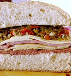 Muffaletta Sandwich Recipe: The Famous New Orleans Sandwich