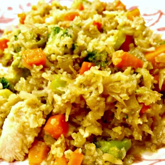 Cauliflower Fried Rice Recipe – Low-Carb and Kid-Friendly!