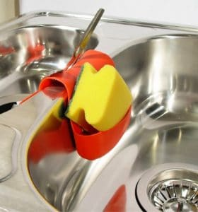Disinfecting Daily Sink Spray Recipe