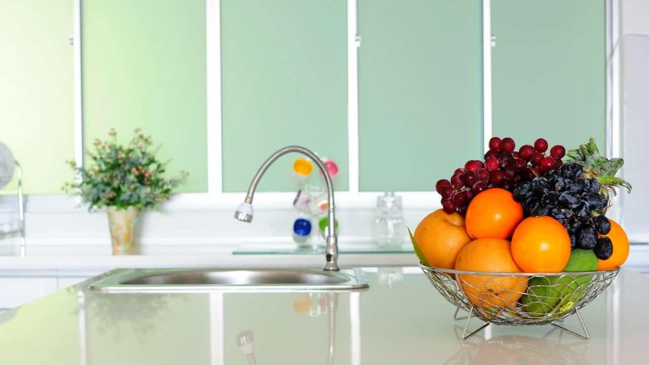 Deodorize Kitchen Sink Drain