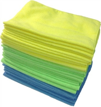 Cleaning Tools Everyone Should Own Microfiber cloths