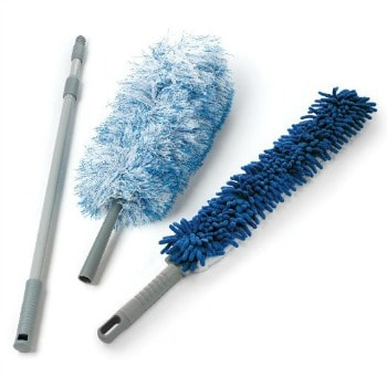 Cleaning tools everyone should own Extension dusting kit