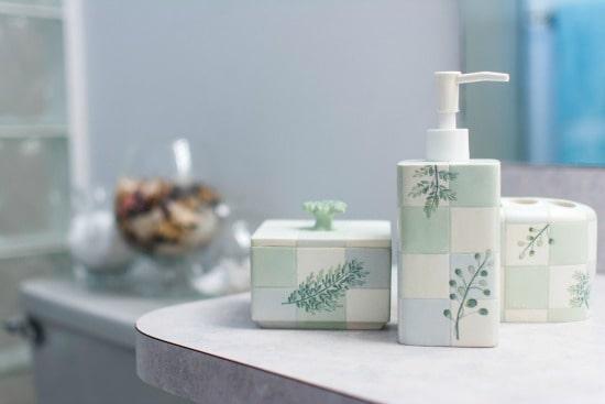 Clutter hot spot - Bathroom counter