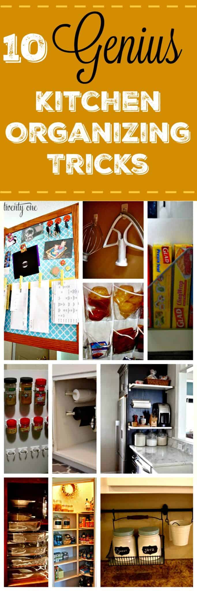 organizing kitchen tips kitchen organization tips 10 genius tricks 1271