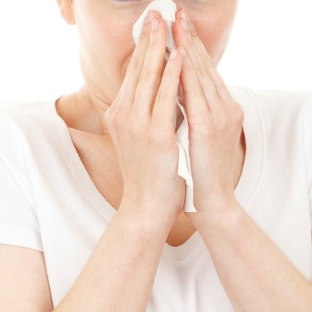 Surfaces to clean to avoid colds and flu