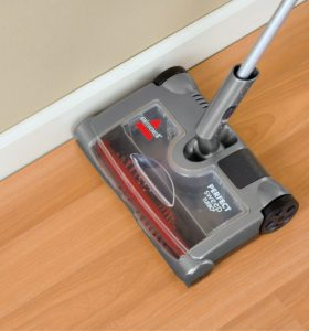 Bissell Perfect Sweep Turbo Product Review