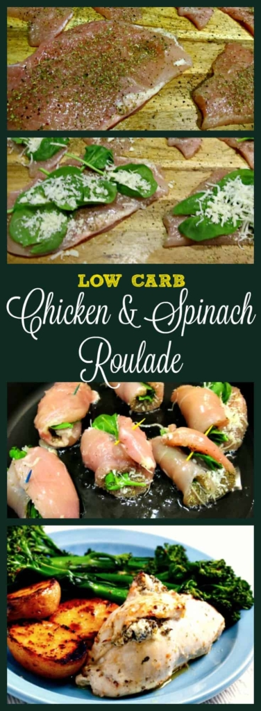 Chicken Roulade Recipe Low Carb