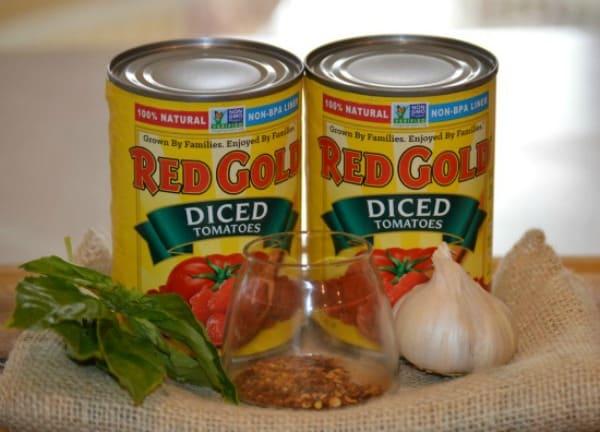 Easy Marinara Sauce Recipe - Ingredients