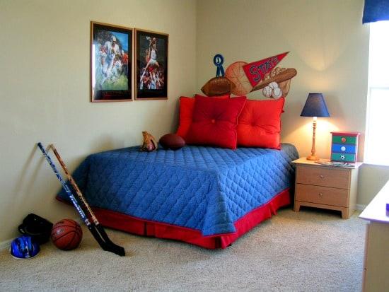 Help Kids Organize Their Room by Using Kid-Friendly Furnishings