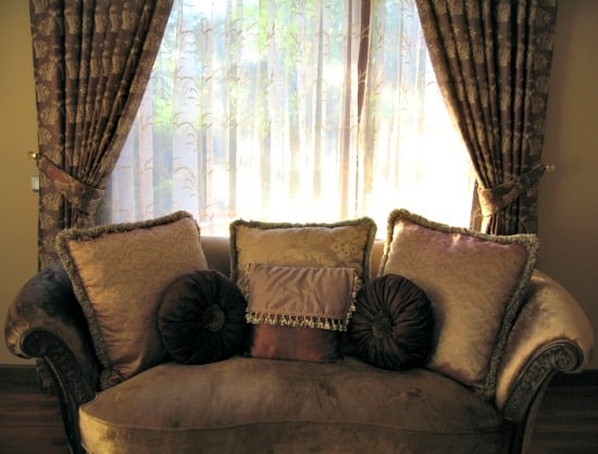 How to clean curtains - Dry clean only drapes may be washable