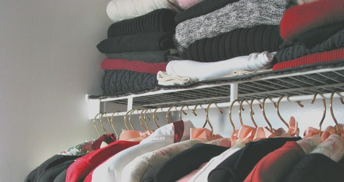 How to spend less on clothes - Inventory what you have