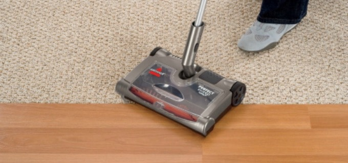 Product Review - Bissell Perfect Sweep Turbo