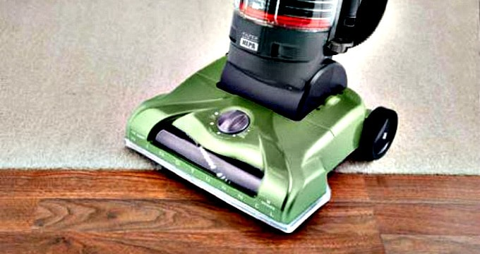 Product Review Hoover WindTunnel T-Series Rewind Plus Bagless Upright