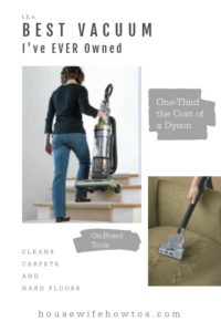 The Best Upright Vacuum Features