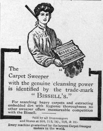 Bissell Perfect Sweep Turbo Product Review 187 Housewife How