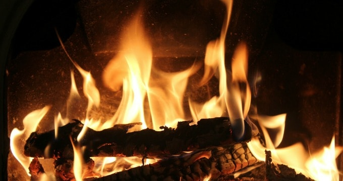 Ways to lower electric bills this winter - Close the fireplace flue when not in use