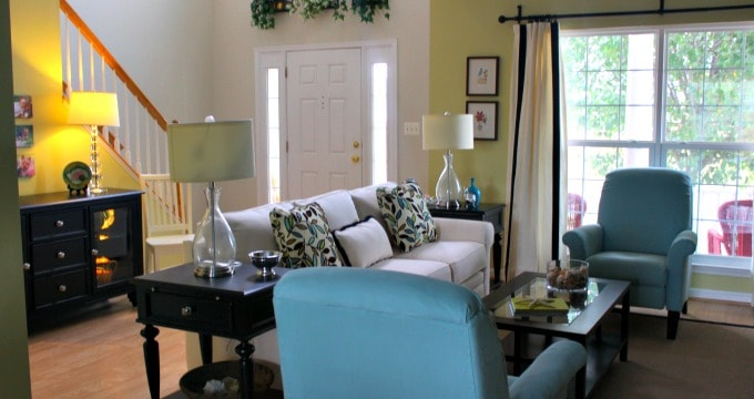 Ways to lower electric bills this winter - Rearrange furniture