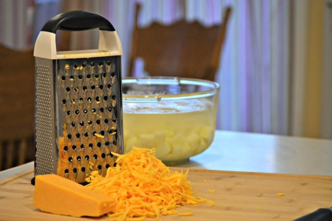 Breakfast Bowl Recipe - Grate Four Cups Cheese