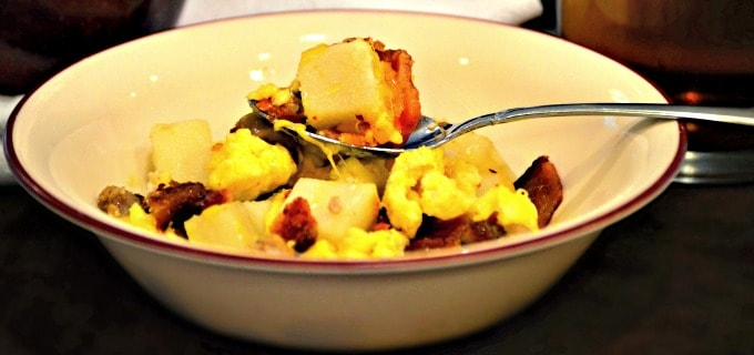 Breakfast Bowls Recipe - A Great Way To Start Your Day With A Hot Breakfast