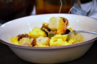 Meal-prep hot breakfast bowl recipe