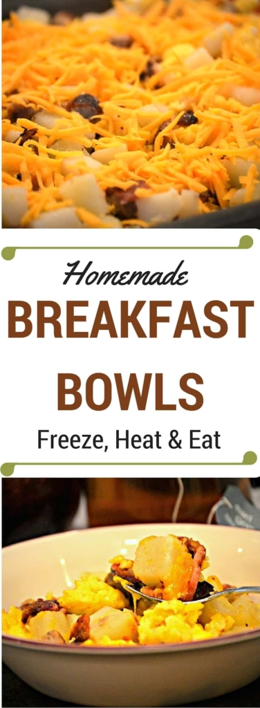 Pin Breakfast Bowl Recipe